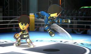 Ryu vs Jin Kazama