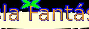 The Fantastical Island - Spanish Logo