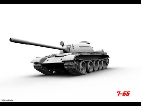 T-55 - WIP 2009