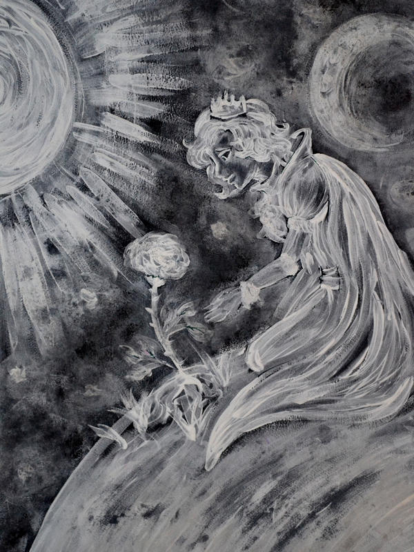 The Little Prince by klientdurdoma