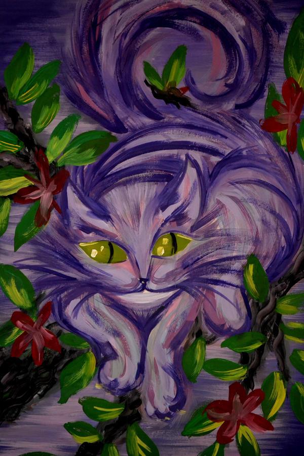 The Cat by klientdurdoma