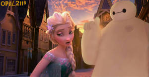 Baymax in Frozen Fever spam will end soon