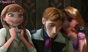 Wait until Elsa sees this!