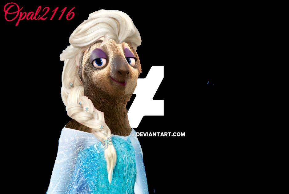 Elsa Frozen Face Paint