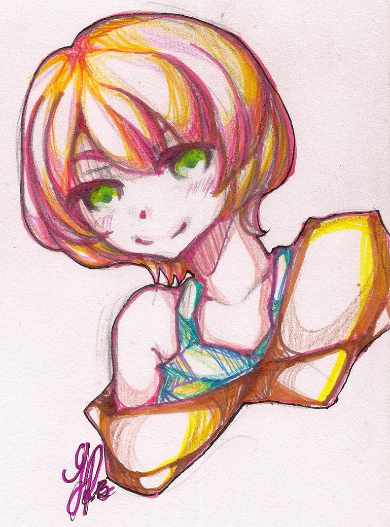 [schoolsketch] Juliet by anemontaglub