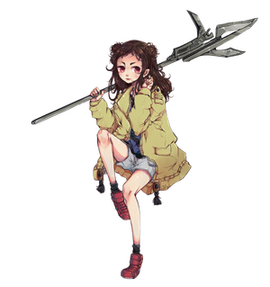 [commission]Sakura Inami