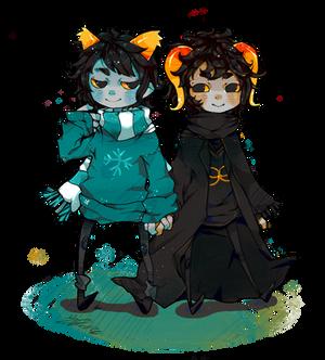 [commission]Salire and Mopane