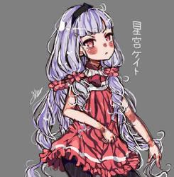 [sketch]Hoshimiya Kate