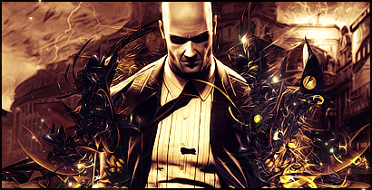 Hitman signature by MarshallCRO