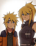 WUtaN - Naruto and Fuuko