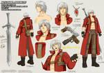 Battle Rehime | Dante Sparda
