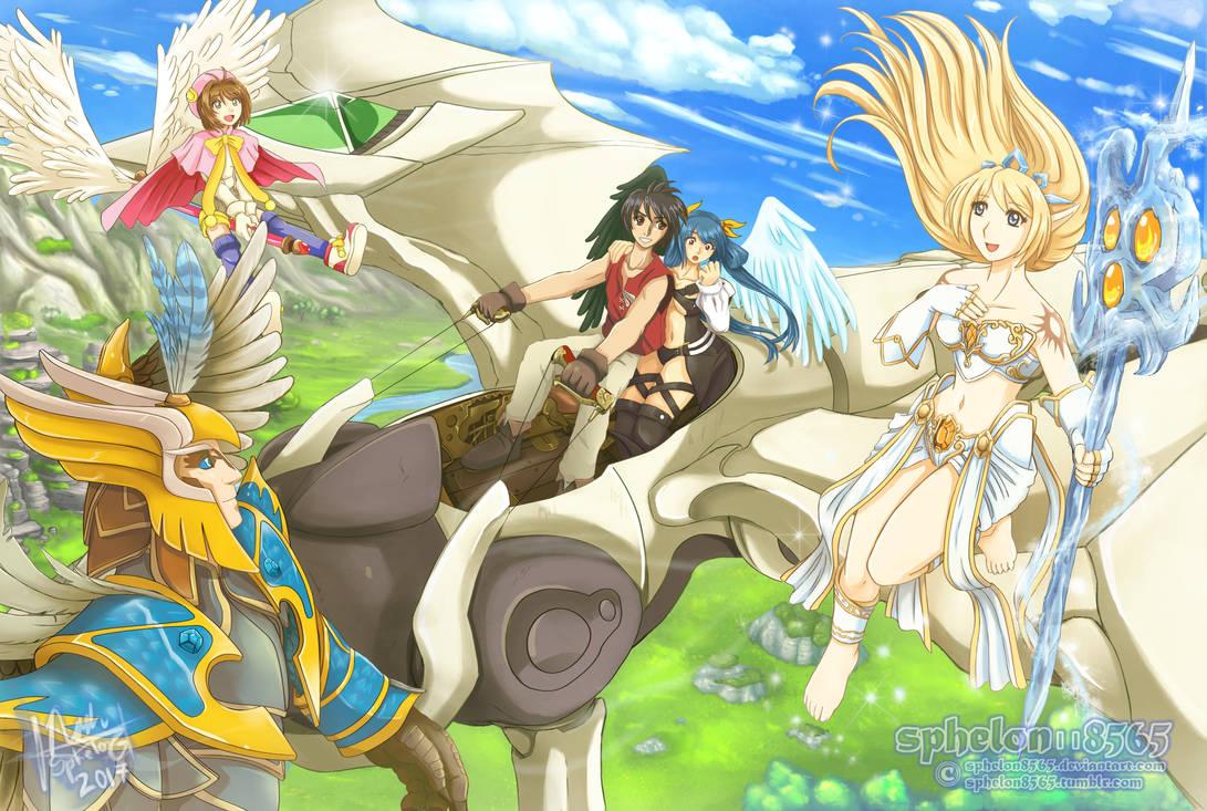 Battle Rehime| To the Skies of Horizon