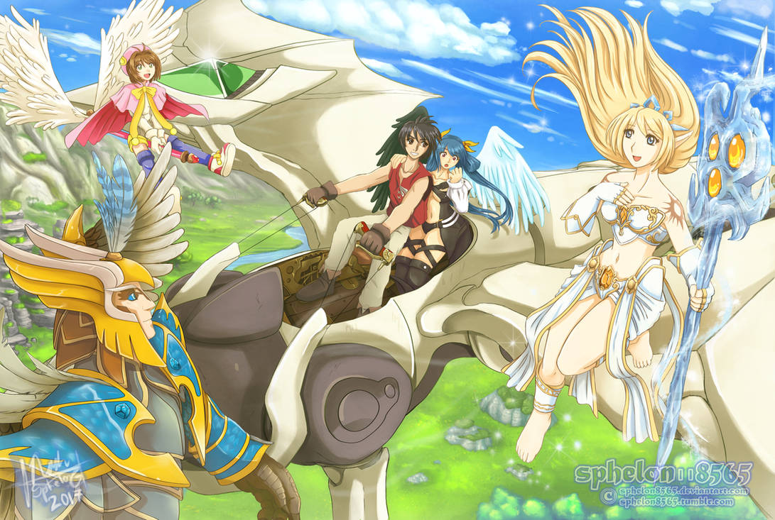Battle Rehime  To the Skies of Horizon