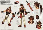 Battle Rehime   Sol Badguy by sphelon8565