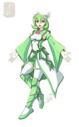 [OC] Aeshi - The Marvelous Maiden Gardevoir