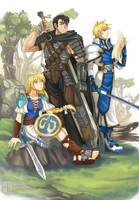 Medieval Warriors  Battle Rehime [02] by sphelon8565