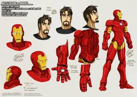 Battle Rehime | Ironman by sphelon8565