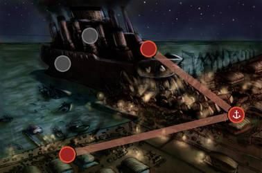 Mad Rui Map Concept