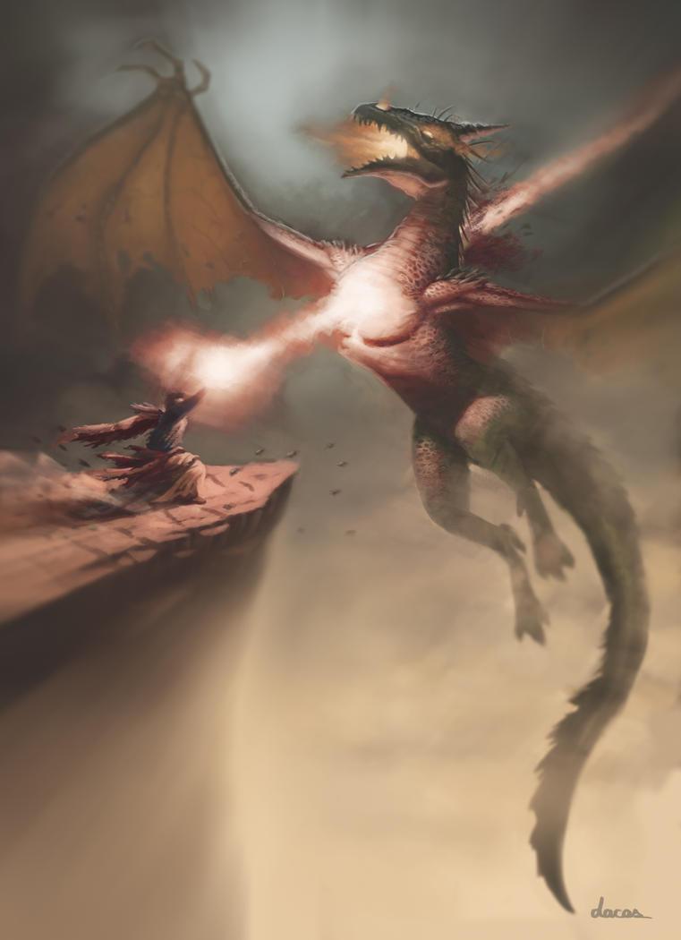 Magic Attack III card by DaCas