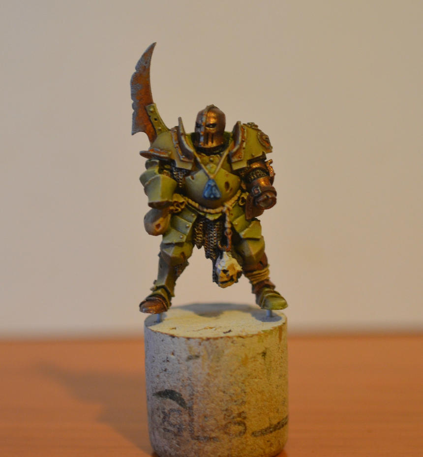 nurgle chaos champion 2 by s813noma1