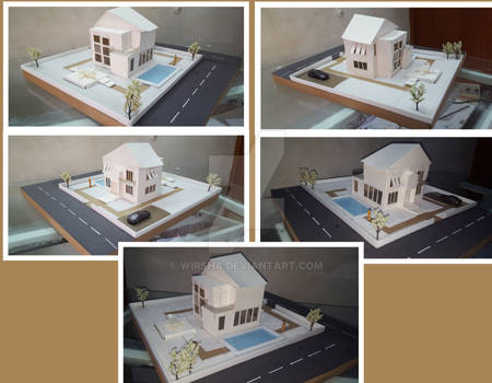 Weekend House Project- Model