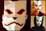 So I Herd You Like ANBU Masks