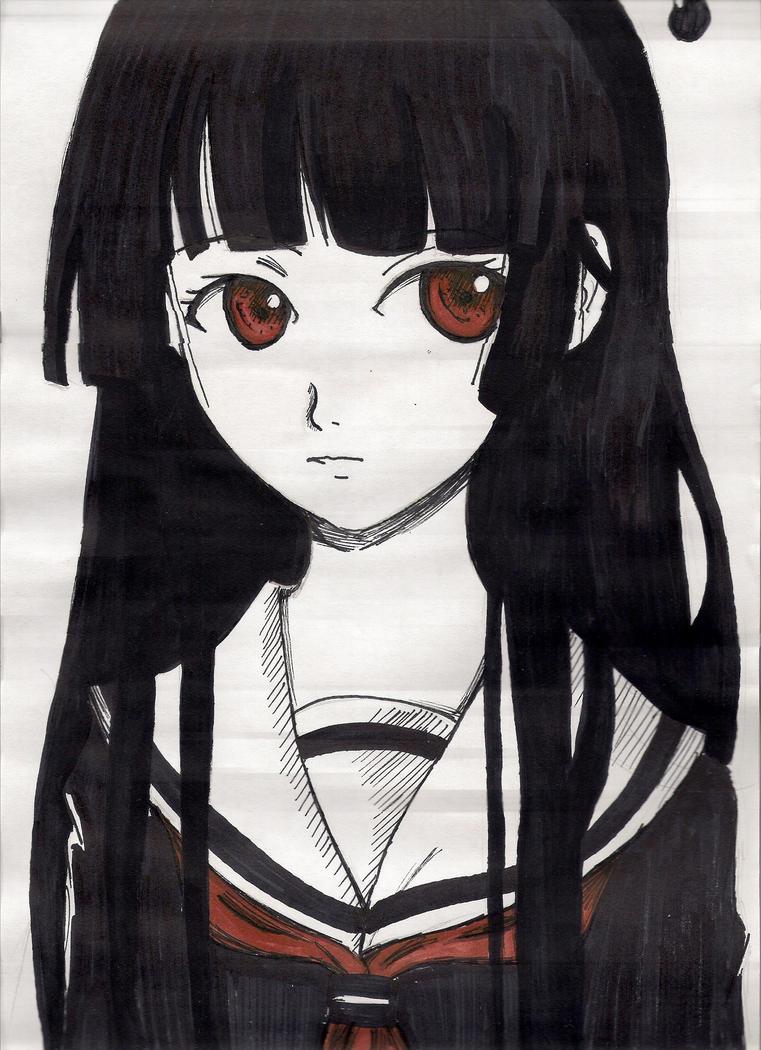 Watashi-wa.....Enma Ai by Reiri-sama