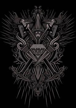 Crest Craft Black