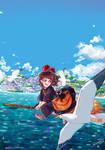 [Studio Ghibli] Kiki's delivery service