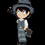 a little troublemaker by tzumii