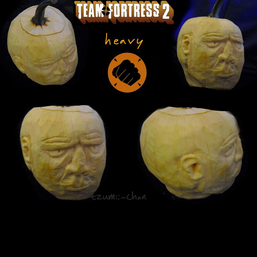 tf2 pumpkin by tzumii