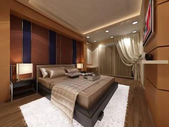 another bedroom design...