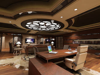 head office design