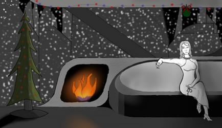 A Very Merry Remote Christmas