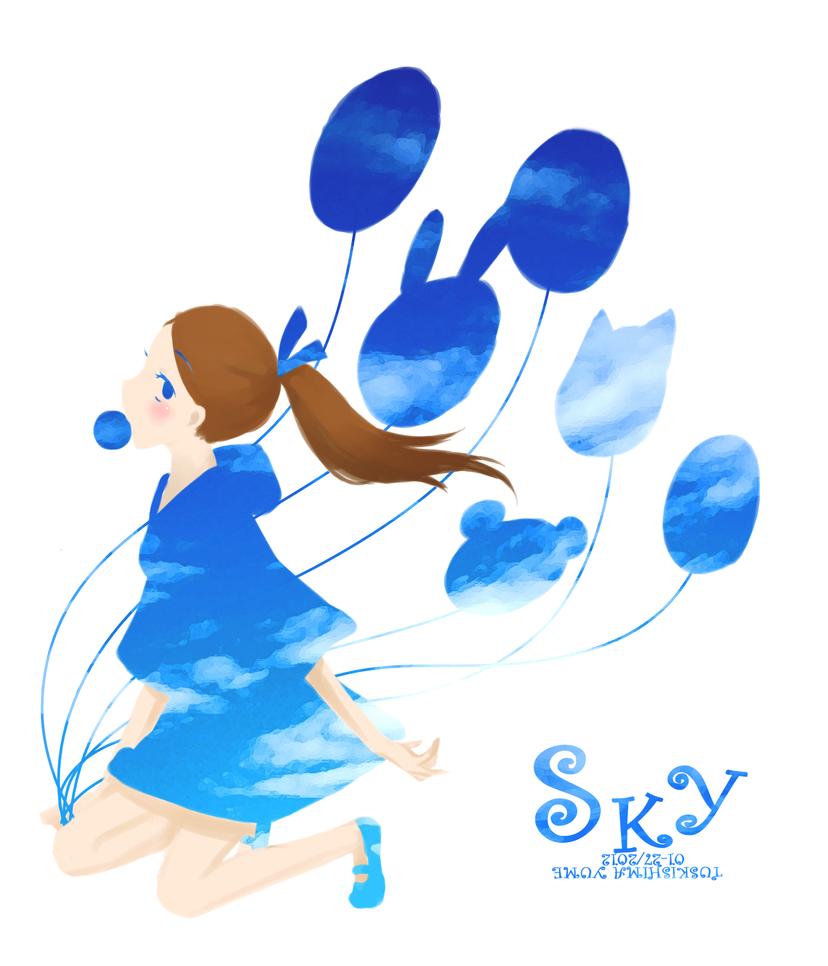 SKY by TsukishimaYume