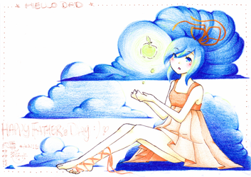 Clouds by TsukishimaYume