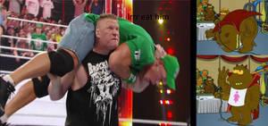 Lrrr Eats John Cena