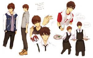 SG: romeo by pancake-waddle