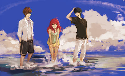 SG: sweet summer by pancake-waddle