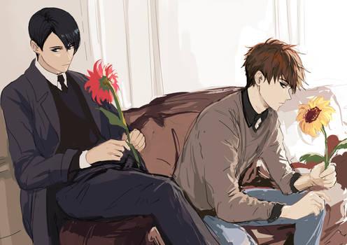 SG: boys over flowers