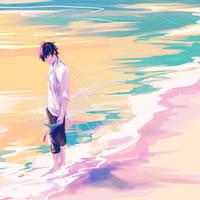 the sea that set us free.