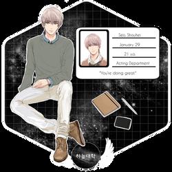 HC: seo, shouhei by pancake-waddle