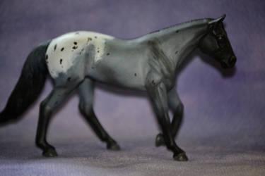 Custom Breyer Dungaree
