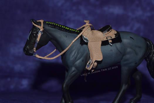 Stablemate Western Pleasure Saddle Set