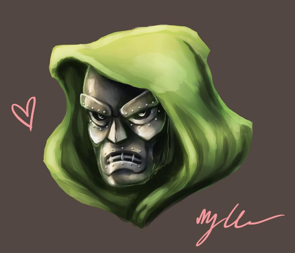 Doom Sketch by mOOg267