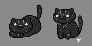 Black Panther Atsume