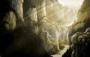 Imladris by Caoranach
