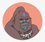 Gorilla cheif