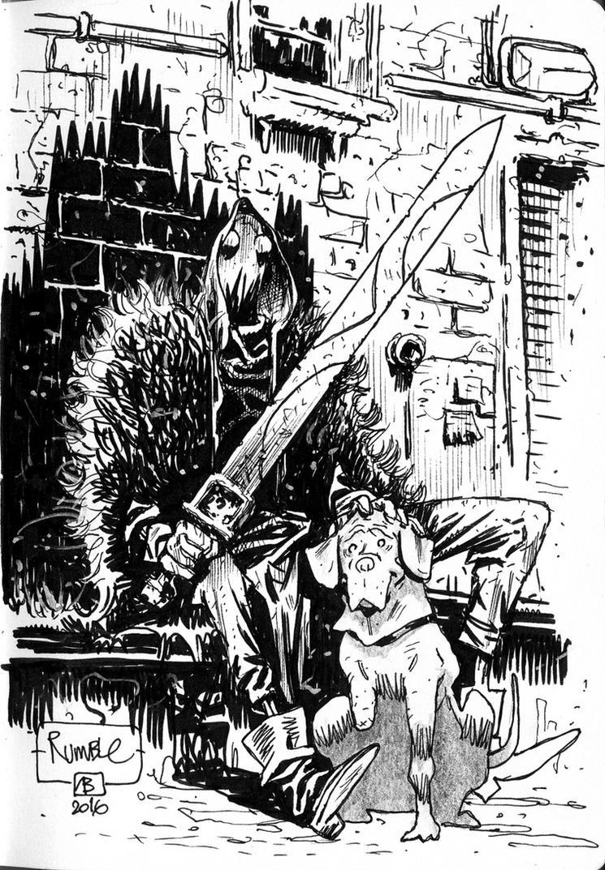 Rathraq (Rumble) commission by vladlegostayev