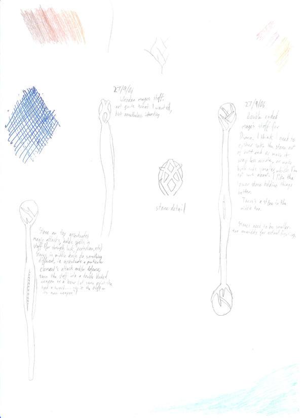 Staff ideas by MirroredStar